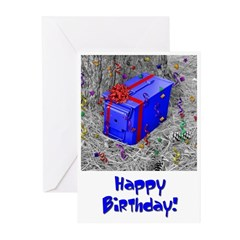 Birthday Cards (Pk of 10)