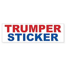 "President Trump Supporters ""Trumper Bumper St"
