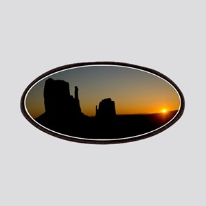 Monument Valley Sunrise Patch