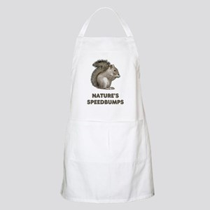 Squirrels BBQ Apron