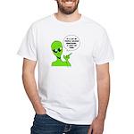 Believe White T-Shirt