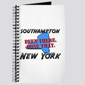southampton new york - been there, done that Journ