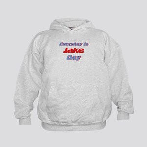 Everyday is Jake Day Kids Hoodie