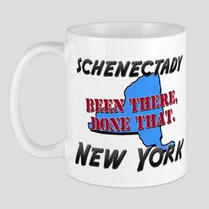 schenectady new york - been there, done that Mug