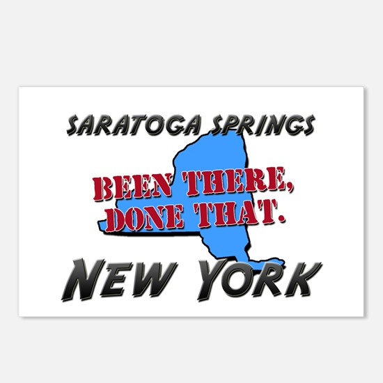 saratoga springs new york - been there, done that
