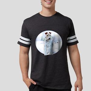 Wire Fox Noel T-Shirt