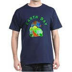 Earth Day Home Dark T-Shirt