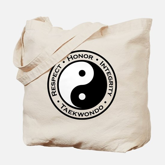 Respect Honor Integrity TKD Tote Bag