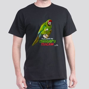 Military Macaw Dark T-Shirt