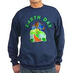 Earth Day Home Sweatshirt (dark)