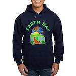Earth Day Home Hoodie (dark)
