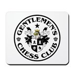 Gentlemen's Chess Club Mousepad