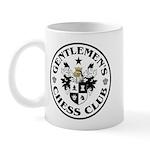 Gentlemen's Chess Club Mug