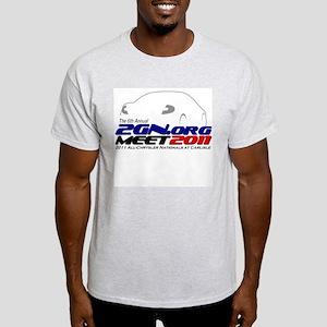 2GN.org Meet '11 Light T-Shirt