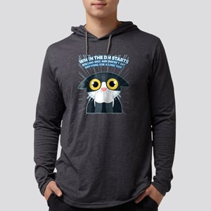 Funny DND Gift for Dungeon Ma Long Sleeve T-Shirt