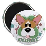 Corgi Stars Magnet