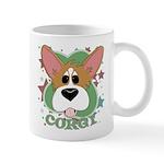 Corgi Stars Mug