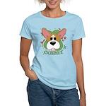 Corgi Stars Women's Light T-Shirt