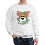 Corgi Stars Sweatshirt