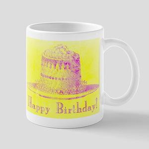 Vintage Birthday - Mug