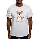 Tubby Corgi Light T-Shirt