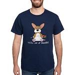 Tubby Corgi Dark T-Shirt