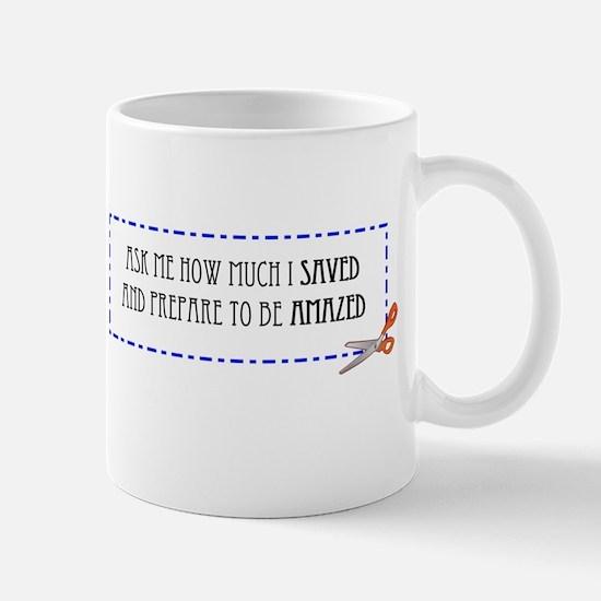 Amazed Mug