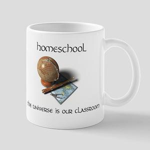 Homeschool Universe Mug