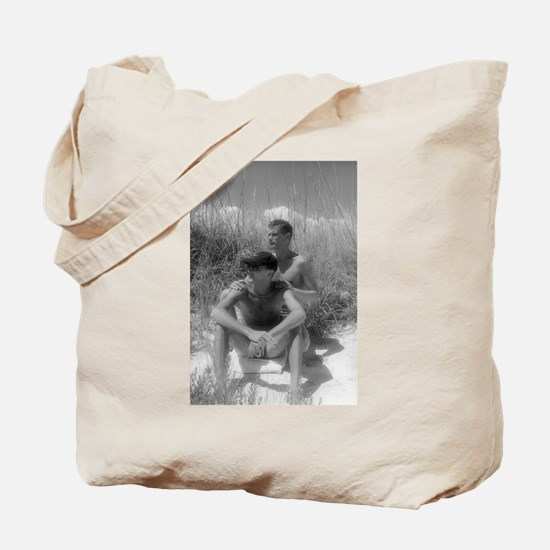 Two in the Dunes Tote Bag