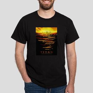 Vintage poster - Titan T-Shirt