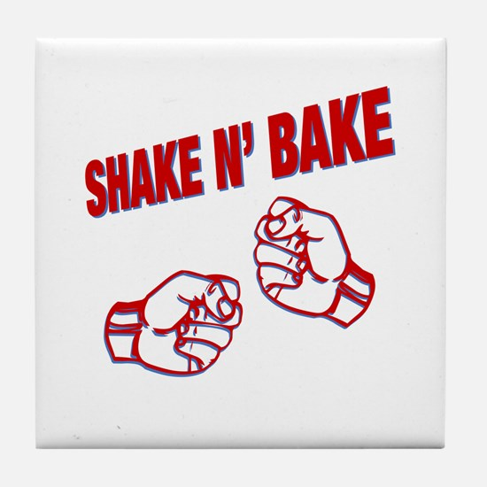 Shake n Bake Tile Coaster