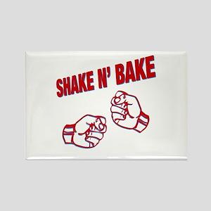 Shake n Bake Rectangle Magnet