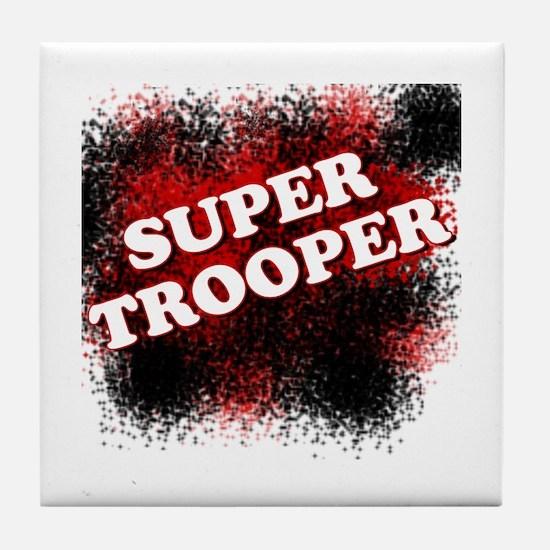 Super Trooper Tile Coaster