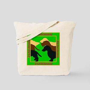 Dachshund Art: Tote Bag