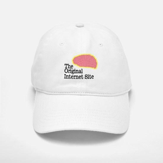 Brainiac Baseball Baseball Cap