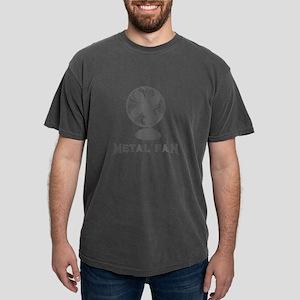 Metal Fan Heavy Metal Funny Rock T-Shirt