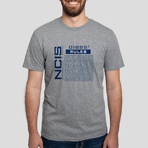 NCIS Gibbs Rules T-Shirt