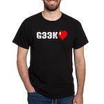 Geek <3 Dark T-Shirt
