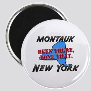 montauk new york - been there, done that Magnet
