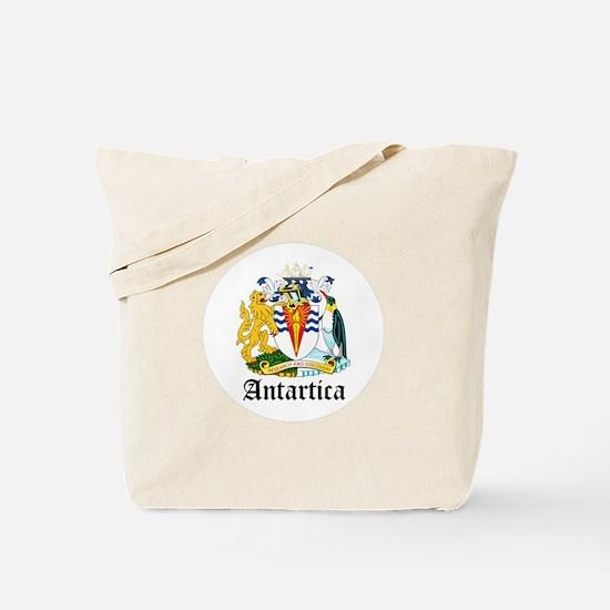 Antarctican Coat of Arms Seal Tote Bag