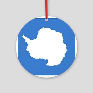 Antarctican Ornament (Round)