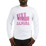 Alpaca 4 P Long Sleeve T-Shirt