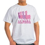 Alpaca 4 P Light T-Shirt