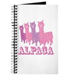 Alpaca 4 P Journal