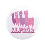 "Alpaca 4 P 3.5"" Button (100 pack)"