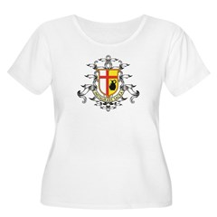 Crest Plus Size T-Shirt