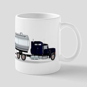 Milk Tanker Truck Mugs