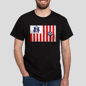 Coast Guard Organic Dark T-Shirt 2 T-Shirt