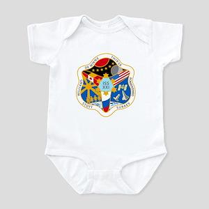 Expedition 21 Infant Bodysuit