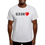 Geek <3 Light T-Shirt